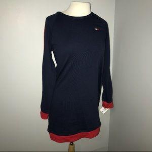 Tommy Hilfiher Navy Dress